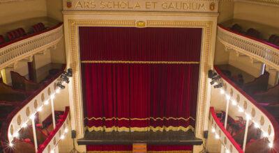 Nuovo sito internet del Teatro consorziale di Budrio